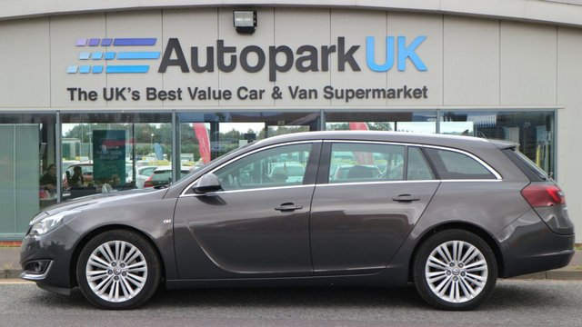 USED 2014 14 VAUXHALL INSIGNIA 2.0 TECH LINE CDTI ECOFLEX S/S 5d 160 BHP LOW DEPOSIT OR NO DEPOSIT FINANCE AVAILABLE