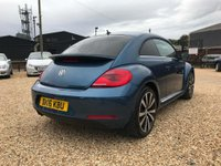 USED 2016 16 VOLKSWAGEN BEETLE 2.0 TDI BlueMotion Tech Sport DSG (s/s) 3dr 19' Alloys & Privacy