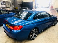 USED 2016 66 BMW 4 SERIES 3.0 435d M Sport xDrive 2dr PERFORMANCE KIT 19S PLUS PK