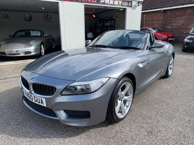 BMW Z4 at Euxton Sports and Prestige