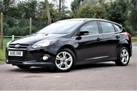 USED 2012 61 FORD FOCUS 1.6 TDCi Zetec 5dr FULL SERVICE HISTORY
