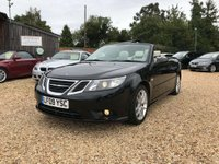 USED 2009 09 SAAB 9-3 2.0 T Vector Sport 2dr Low Mileage & 9 Service Stamps