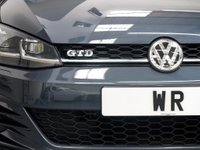 USED 2017 67 VOLKSWAGEN GOLF 2.0 TDI GTD DSG (s/s) 5dr PAN ROOF + FULL LEATHER