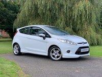 USED 2012 12 FORD FIESTA 1.6 ZETEC S TDCI 3d 94 BHP Ford Fiesta Zetec S TDCI 3 Door £20 A Year Road Tax Cheap To Insure