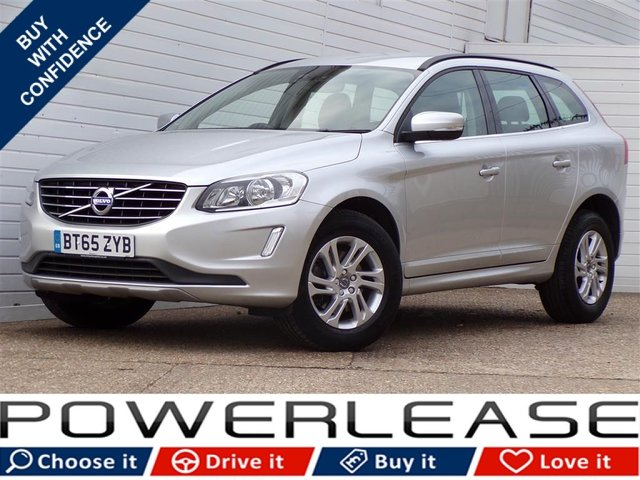 USED 2015 65 VOLVO XC60 2.4 D4 SE AWD 5d 187 BHP DAB LEATHER EURO6 CRUISE CONT