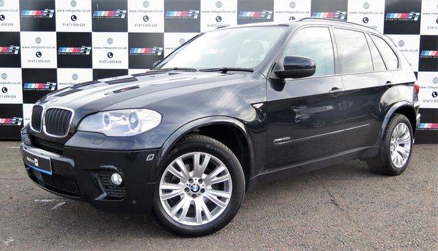 2010 BMW X5 3.0 XDRIVE30D M SPORT 5d AUTO 241 BHP