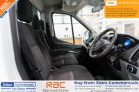 USED 2017 17 FORD TRANSIT 2.0 350 L2 C/C DRW 129 BHP SINGLE CAB TIPPER