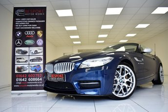 2015 BMW Z4 SDRIVE35IS 3.0 ROADSTER AUTOMATIC £24995.00