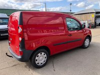 USED 2010 10 RENAULT KANGOO 1.5 ML19 EXTRA DCI 70 BHP AIR CON