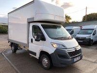 USED 2015 15 CITROEN RELAY 2.2 35 L3 LUTON HDI 130 BHP