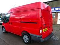 USED 2013 63 FORD TRANSIT 2.2 280 SWB MED ROOF 125 BHP AIR CON