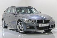 USED 2015 65 BMW 3 SERIES 3.0 340I M SPORT TOURING 5d AUTO 322 BHP