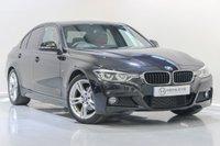 USED 2015 65 BMW 3 SERIES 2.0 318D M SPORT 4d AUTO 148 BHP
