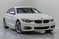 USED 2018 18 BMW 4 SERIES GRAN COUPE 2.0 420I M SPORT GRAN COUPE 4d AUTO 181 BHP