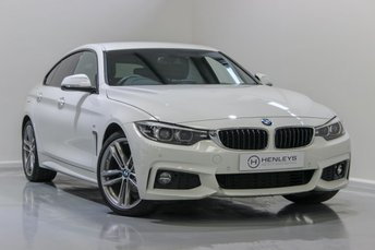 2018 BMW 4 SERIES GRAN COUPE