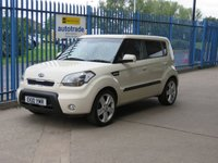 USED 2010 10 KIA SOUL 1.6 SHAKER 5d 125 BHP Low Miles,Great Specification