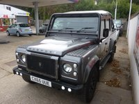 USED 2015 65 LAND ROVER DEFENDER 110 2.2 TD XS DCB 4d 122 BHP ONE PRIVATE OWNER FULL SERVICE HISTORY