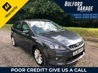 USED 2010 10 FORD FOCUS 1.6 ZETEC S S/S 5d 113 BHP