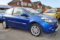 USED 2009 59 RENAULT CLIO 1.1 DYNAMIQUE 16V 3d 74 BHP