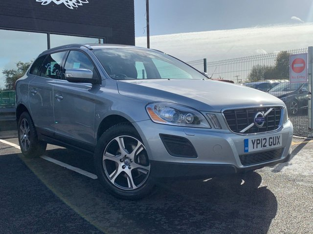 USED 2012 12 VOLVO XC60 2.4 D5 SE LUX AWD 5d AUTO 212 BHP AA WARRANTY,  MOT AND SERVICE INCLUDED