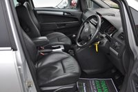 USED 2010 60 VAUXHALL ZAFIRA 1.7 ELITE CDTI ECOFLEX 5d 108 BHP