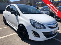 USED 2012 62 VAUXHALL CORSA 1.2 LIMITED EDITION 3d 83 BHP LONG MOT + LOW MILEAGE