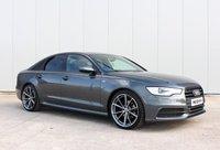 2013 AUDI A6 2.0 TDI BLACK EDITION 4d 175 BHP £11250.00