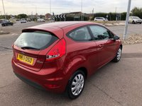 USED 2009 59 FORD FIESTA 1.2 STYLE PLUS 3d 81 BHP