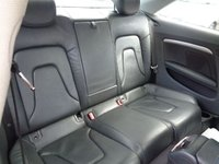 USED 2009 59 AUDI A5 2.0 TDI SPORT 2d 168 BHP FULL BLACK LEATHER