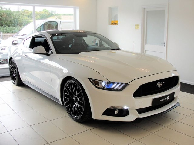 2016 16 FORD MUSTANG 2.3 ECOBOOST 2d 313 BHP Fully Load with Unique Upgrades...Fantastic Sound!
