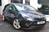 2016 VAUXHALL ZAFIRA TOURER 1.4 SRI TURBO 5d 138 BHP £SOLD