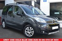 2016 CITROEN BERLINGO MULTISPACE 1.6 BLUEHDI XTR 5d 98 BHP £9450.00