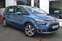 2016 CITROEN C4 GRAND PICASSO 1.6 BLUEHDI SELECTION 5d 118 BHP