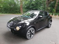 USED 2013 13 NISSAN JUKE 1.6 N-TEC 5d 115 BHP CALL OUR SUPER FRIENDLY TEAM FOR MORE INFO 02382 025 888
