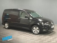 USED 2016 65 VOLKSWAGEN CADDY MAXI 2.0 C20 TDI HIGHLINE (NO VAT) * 0% Deposit Finance Available