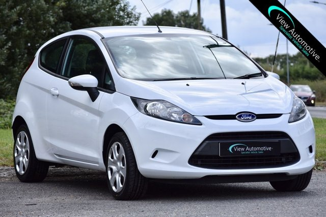2011 60 FORD FIESTA 1.2 EDGE 3d 59 BHP