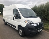 2016 CITROEN RELAY 35 L3H2 ENTERPRISE HDI £6995.00