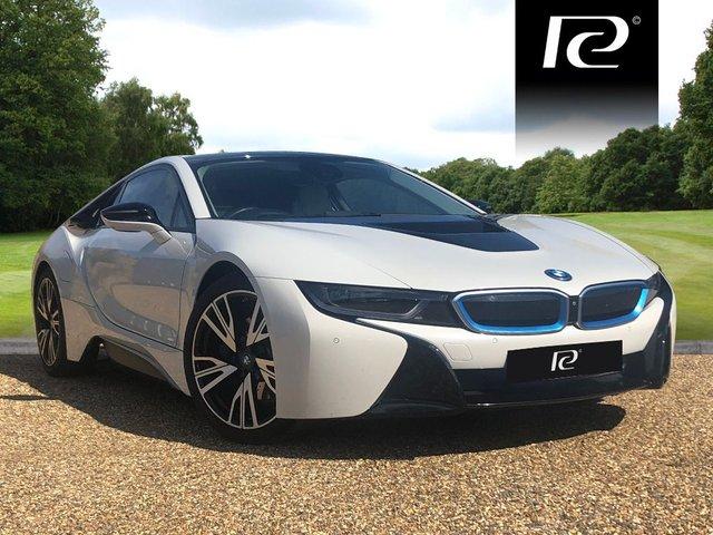 2015 BMW I8 1.5 I8 2d AUTO 228 BHP