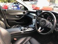 USED 2015 15 MERCEDES-BENZ C CLASS 2.1 C220 D SPORT 5d AUTO 170 BHP