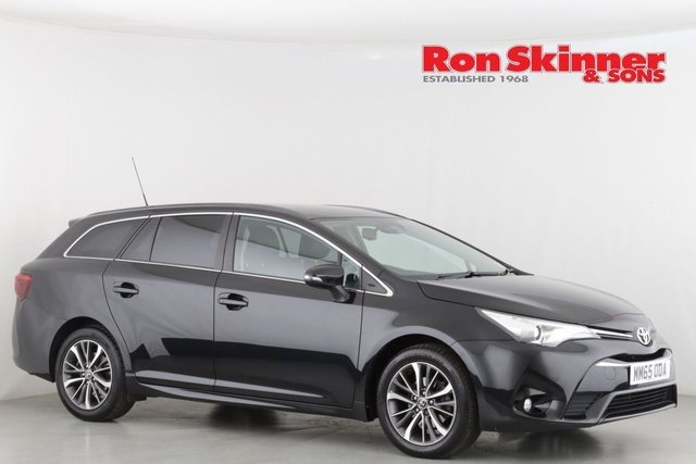 View our 2015 65 TOYOTA AVENSIS 1.6 D-4D BUSINESS EDITION PLUS 5d 110 BHP