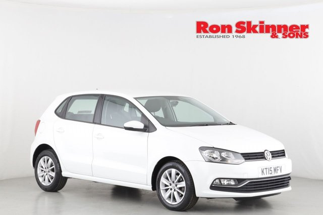 View our 2015 15 VOLKSWAGEN POLO 1.2 SE TSI 5d 89 BHP
