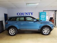 USED 2013 62 LAND ROVER RANGE ROVER EVOQUE 2.2 SD4 PURE TECH 5d AUTO 190 BHP * ONE OWNER * FULL HISTORY *