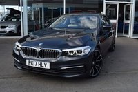 USED 2017 17 BMW 5 SERIES 2.0 520D XDRIVE SE 4d AUTO 188 BHP FINANCE TODAY WITH NO DEPOSIT