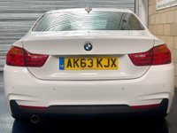 USED 2013 63 BMW 4 SERIES 2.0 420i M Sport Coupe 2dr Petrol Manual (147 g/km, 184 bhp) +FULL SERVICE+WARRANTY+FINANCE