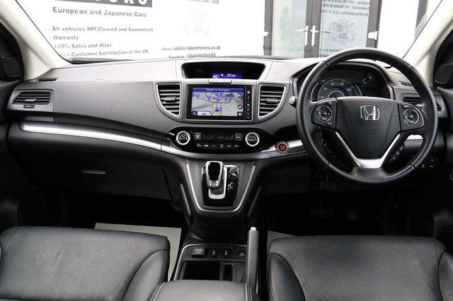 HONDA CR-V at Dani Motors