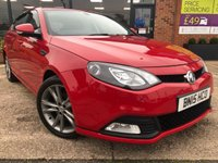 2015 MG 6 1.8 TSE GT DTI 5d 150 BHP £5995.00