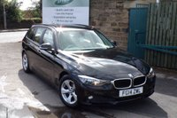 USED 2014 14 BMW 3 SERIES 2.0 320D EFFICIENTDYNAMICS TOURING 5d 161 BHP Service History Only £30 Road Tax