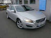 2012 VOLVO S60 2.0 D3 SE 4d 161 BHP £7580.00