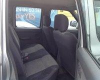 USED 2004 54 NISSAN NAVARA 2.5 DOUBLE CAB DI SWB 4d 131 BHP