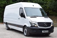 USED 2015 15 MERCEDES-BENZ SPRINTER 2.1 313 CDI LWB 129 BHP
